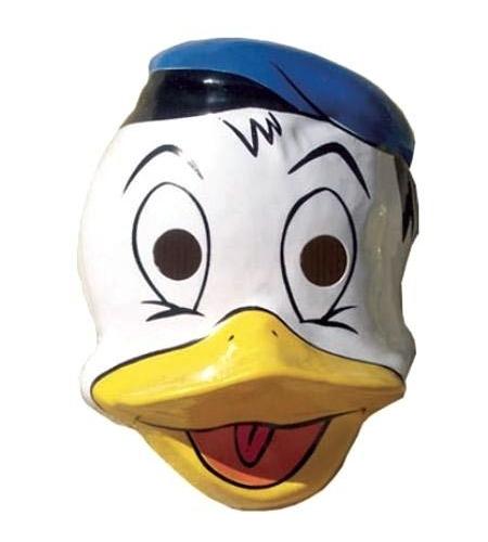 Masque canard plastique votre magasin de costumes en ligne - Masque canard a imprimer ...