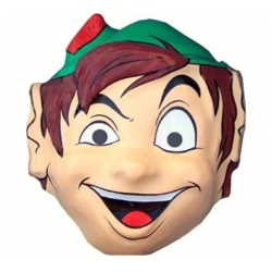 Peter rosto de plÁstico