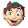 Peter pan plastic mask