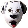 Dalmatian dog mask
