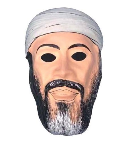 Careta arabe plastico