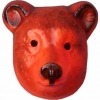 Careta oso plastico