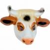Masque vache plastique