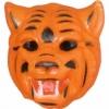 Careta tigre plastico
