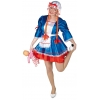 Rag doll costume. size 44.