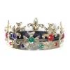 Medieval metal crown