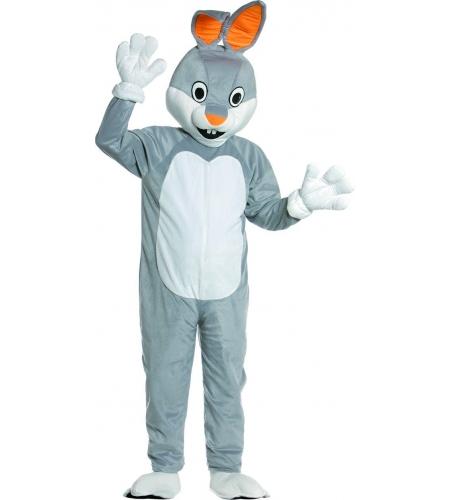 Disfraz conejo con cabeza