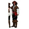 Pirate man deluxe costume