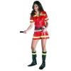 Feuerwehrfrau kostüm