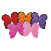 Ailes papillon en plumes