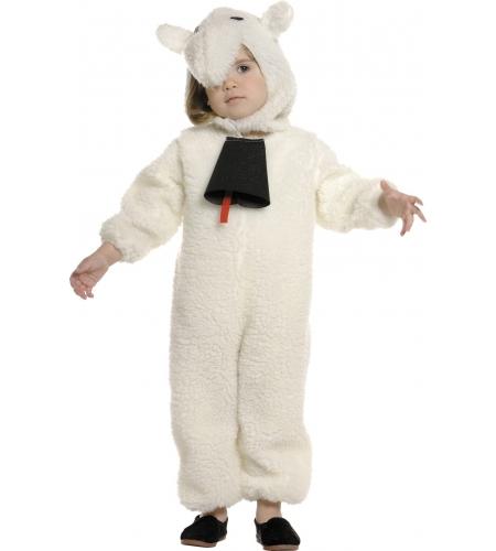 Sheep kids costume