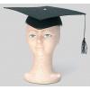 Sombrero birrete graduado adulto
