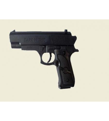 Pistola ganster policia metal