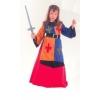Fato de guerreira medieval lys menina