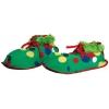 Zapato payaso tela infantil