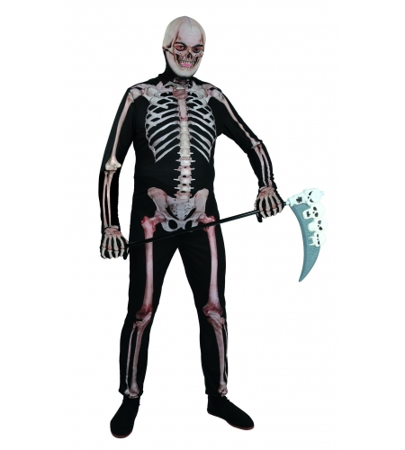 Skeleton man costume