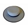 Sombrero cordobes fieltro gris niÑo