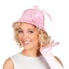 Sombrero seÑora rosa
