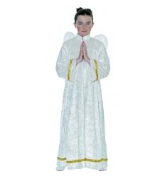 White angel kids costume