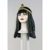 """Cleopatra""""s wig with snake"""