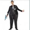 Gangster xxl man costume