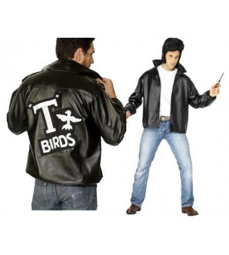 Grease man jacket