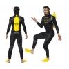 Scuba muff diver costume