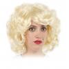 Perruque marilyn blonde