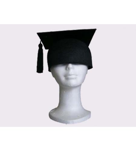 Sombrero estudiante licenciado
