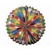 Balão de papel redondo multicolor 25 cm