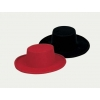 Flamenco dancer flocking hat