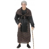 Old lady costume.