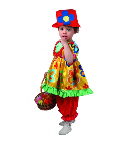 Clown Babykost
