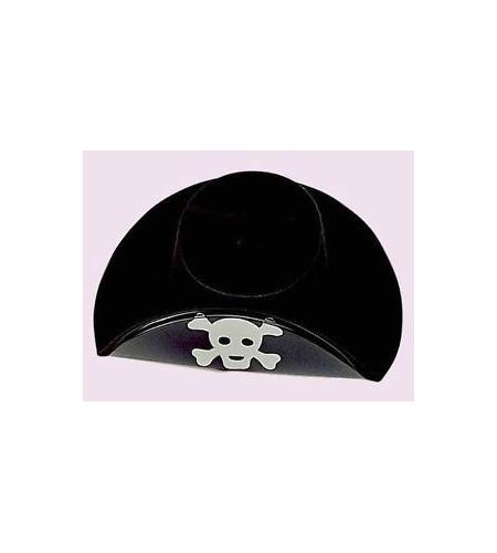 Sombrero pirata negro niÑo