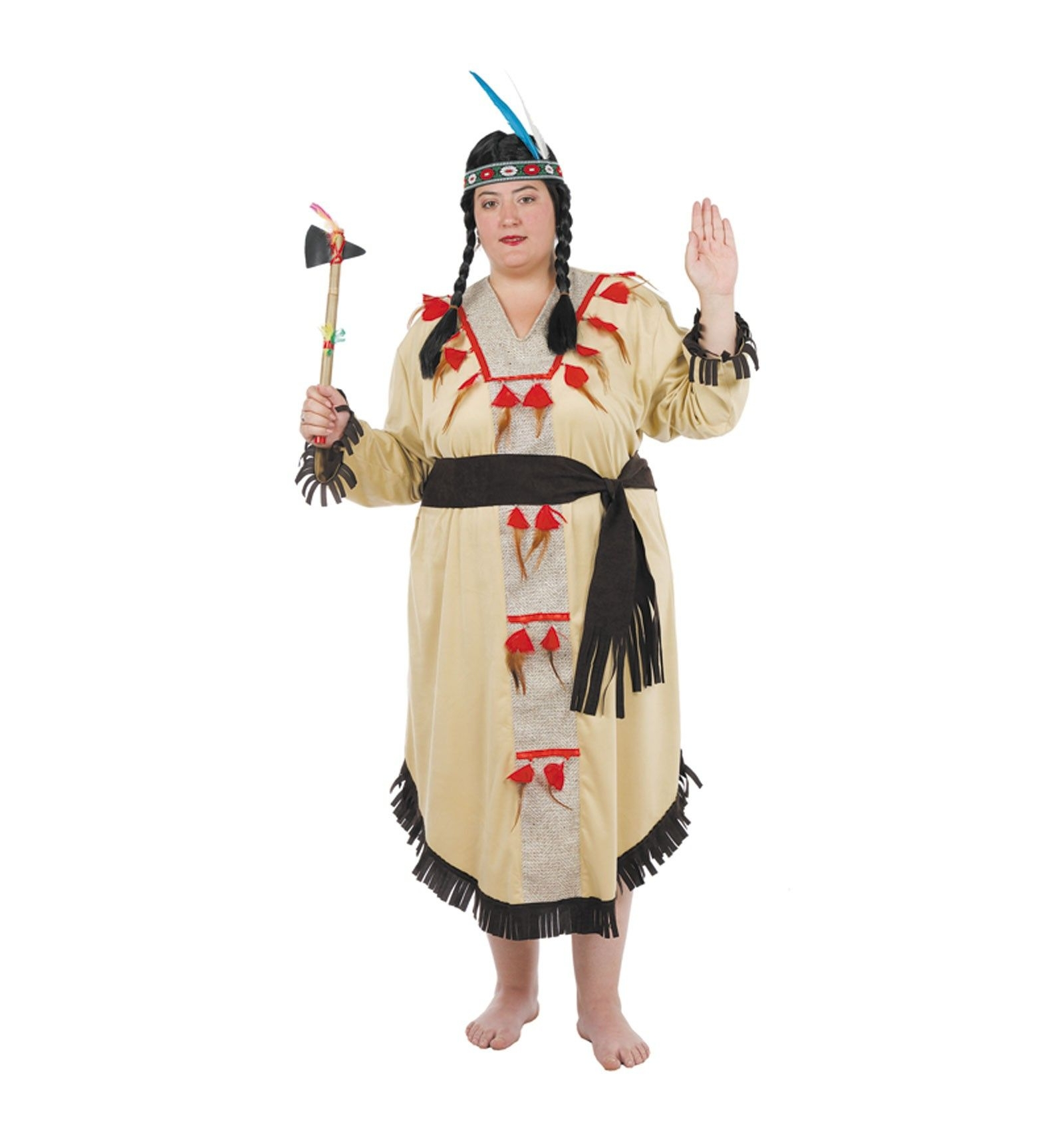 Indianerin Xxl Kostum Ihr Online Shop Kostum