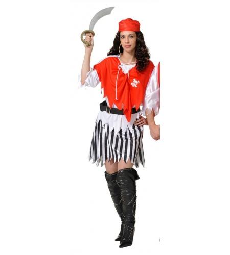 Pirate ladies special costume
