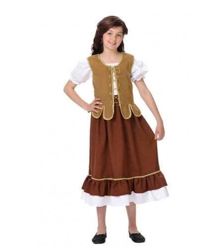 Wirtin Mittelalter Kinderkostum Ihr Online Shop Kostum