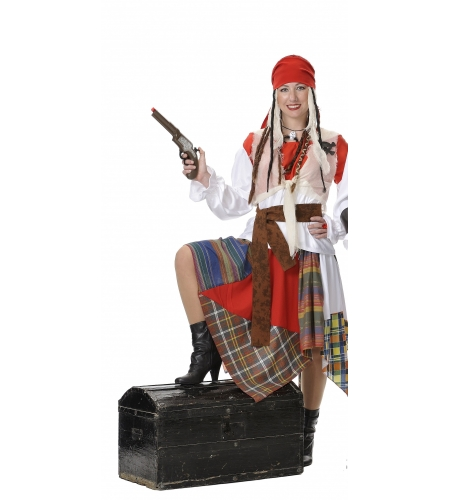 Corsair Lady Costume