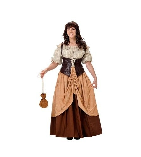 Peasant Woman Costume