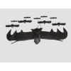 Fledermaus gummi hängedekoration