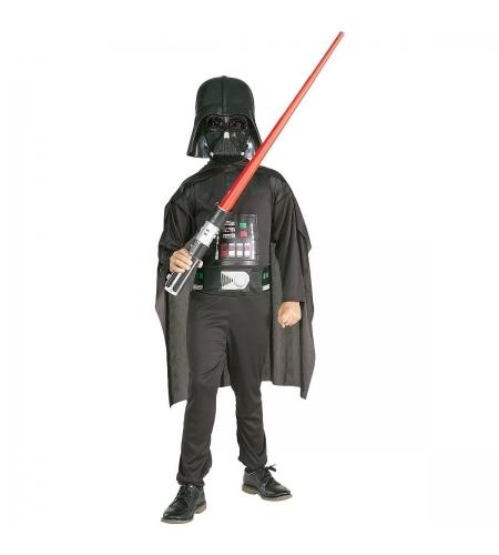 Darth Vader Star Wars kids costume with mask