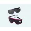Óculos de sol metalizados