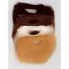 Barba e bigode pequenos
