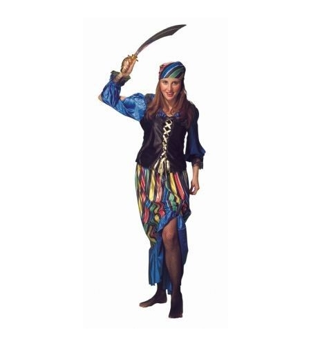 Buccaneer ladies costume