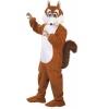 Adult costume esquilo