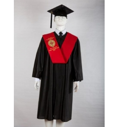T.g. graduation gown, adult