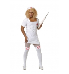 Nurse man costume