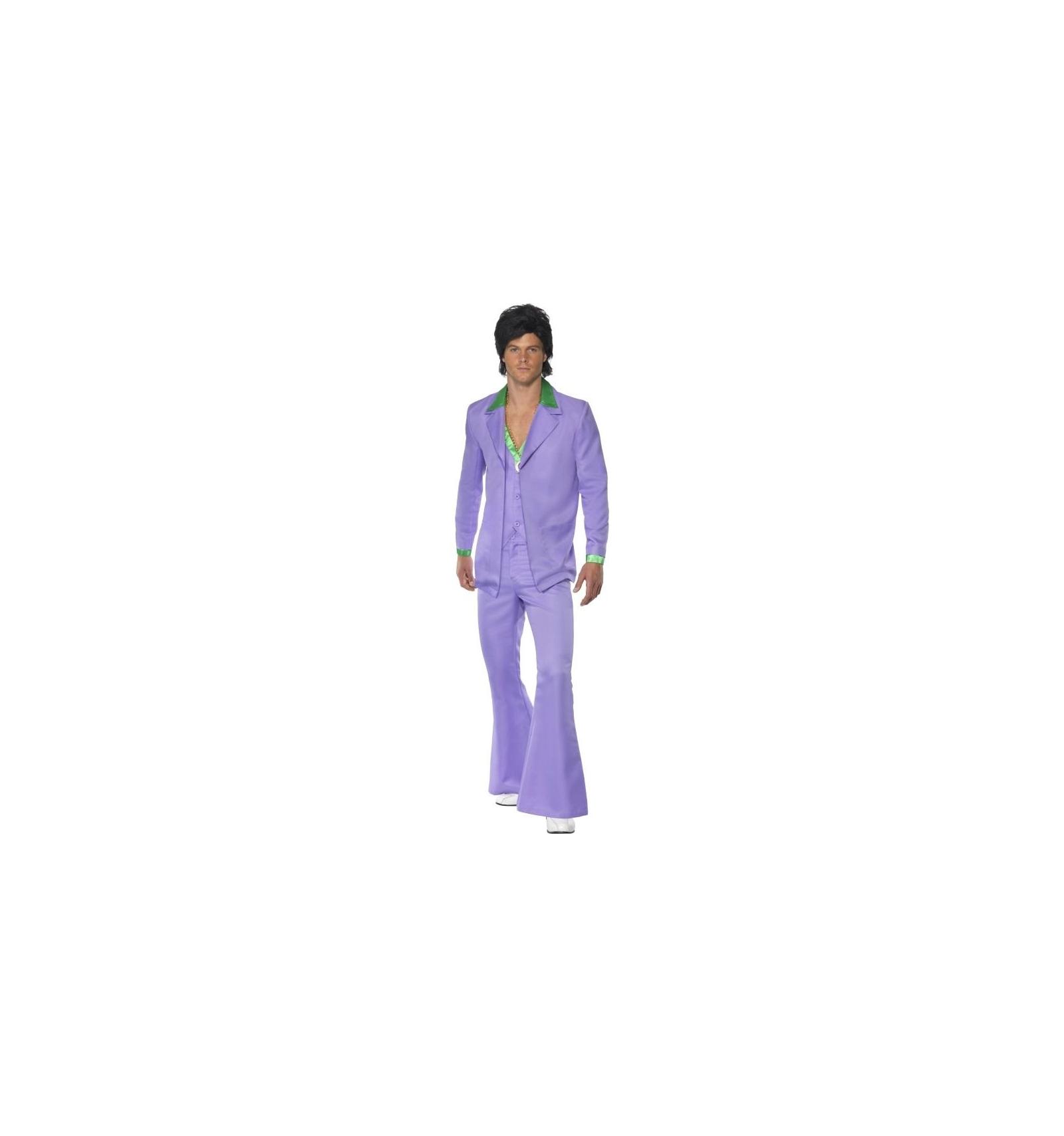 Disfraz traje la banda de los 70 comarfi s l comarfi s l for Disfraces de los anos 60