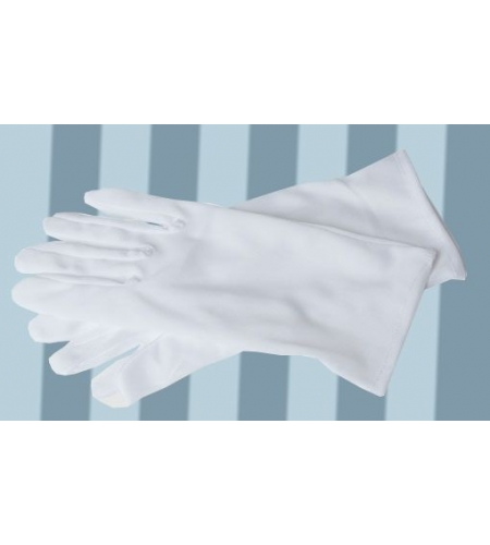 Gloves short cotton