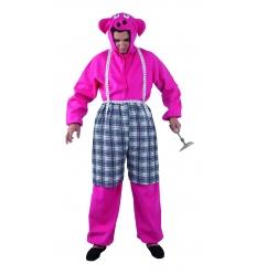 Brave little pig costume